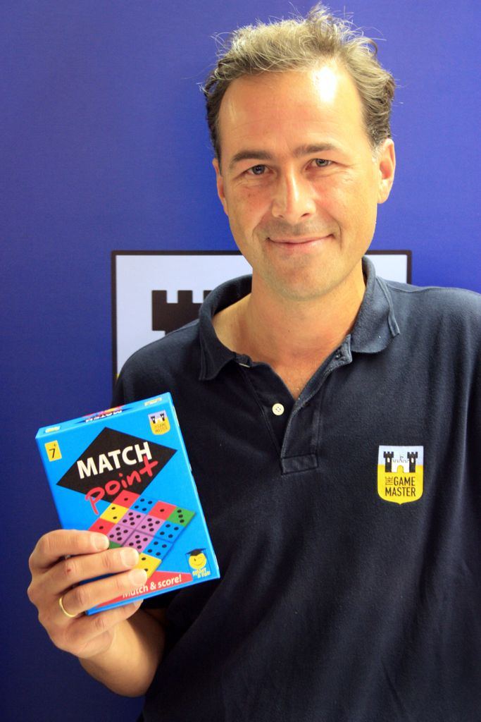 Board Game: Match Point