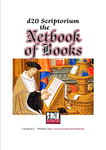 RPG Item: The Netbook of Books (d20)