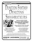 RPG Item: GURPS Dungeon Fantasy: Denizens: Swashbucklers