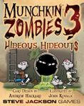 Board Game: Munchkin Zombies 3: Hideous Hideouts