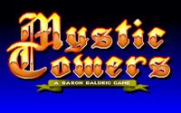 Video Game: Mystic Towers