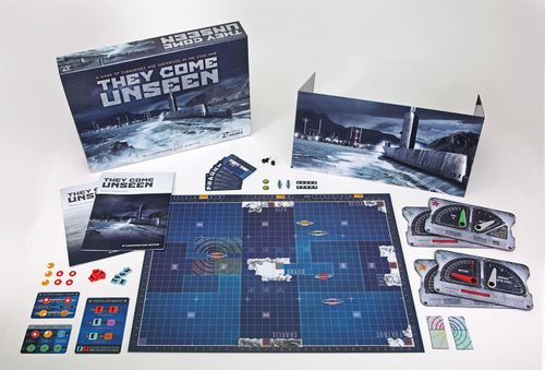Board Game: They Come Unseen