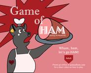 Board Game: Game of HAM: Adult Set