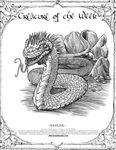 RPG Item: Creature of the Week: Basilisk