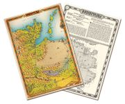 RPG Item: Maps of Magnamund Collection: Set 1