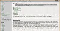 RPG Item: The Bomb