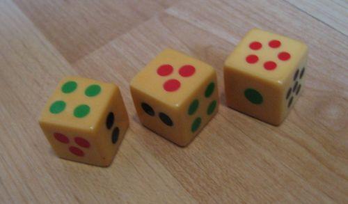 Board Game: Reflex