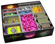 Board Game Accessory: Dinosaur Island: Folded Space Insert