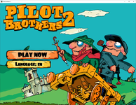 Video Game: Pilot Brothers 2