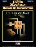 RPG Item: Rooms & Encounters: Pillars of Salt
