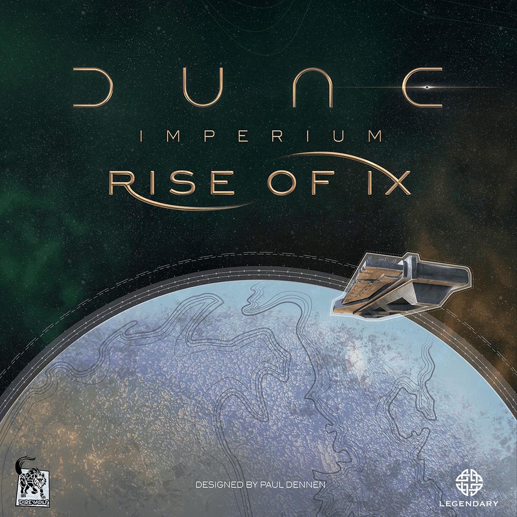 Board Game: Dune: Imperium – Rise of Ix