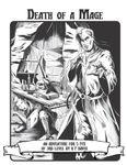 RPG Item: Warlock Lair 53: Death of a Mage