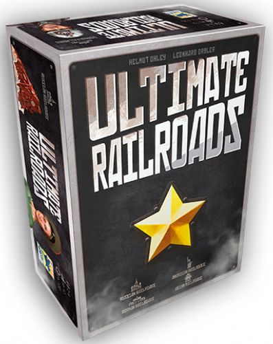 Board Game: Ultimate Railroads