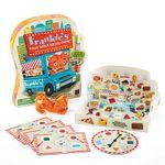 Board Game: Frankie's Food Truck Fiasco Game