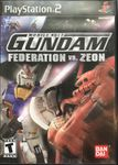 Video Game: Mobile Suit Gundam: Federation vs Zeon