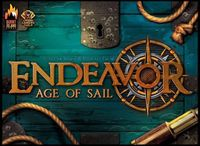 Board Game: Endeavor: Age of Sail