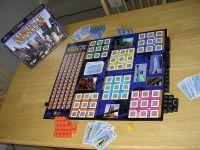 Board Game: Manhattan