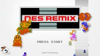 Video Game: NES Remix