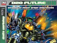 RPG Item: Weapons of Power Armor Destruction