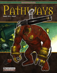 Issue: Pathways (Issue 6 - Aug 2011)