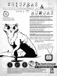 Issue: Whispers & Rumors (Issue 3)