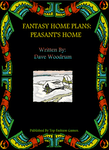 RPG Item: Fantasy Home Plans: Peasant's Home