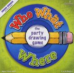 Board Game: Who? What? Where?