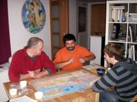 Board Game: The Campaigns of King David