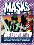 RPG Item: Deck of Villainy