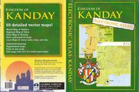 RPG Item: Kingdom of Kanday: Electronic Atlas