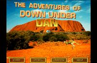 Video Game: The Adventures of Down Under Dan