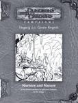 RPG Item: LGR07: Nurture and Nature