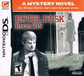 Video Game: Hotel Dusk: Room 215
