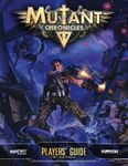 RPG Item: Mutant Chronicles Players' Guide