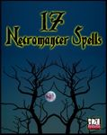 RPG Item: 17 Necromancer Spells