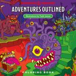 RPG Item: Dungeons & Dragons Adventures Outlined