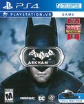 Video Game: Batman: Arkham VR