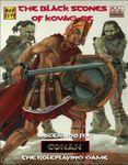 RPG Item: The Black Stones of Kovag-Re
