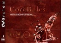 RPG Item: EW-System Core Rules