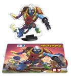 Board Game Accessory: King of Tokyo/King of New York: Piecekeeper (promo character)