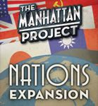 Board Game: The Manhattan Project: Nations Expansion