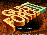 Video Game: Gunforce II