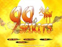 Video Game: 99 Spirits