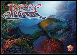 Reef Encounter Cover Artwork