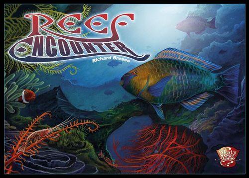 Board Game: Reef Encounter
