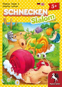 Schneckenslalom | Board Game | BoardGameGeek