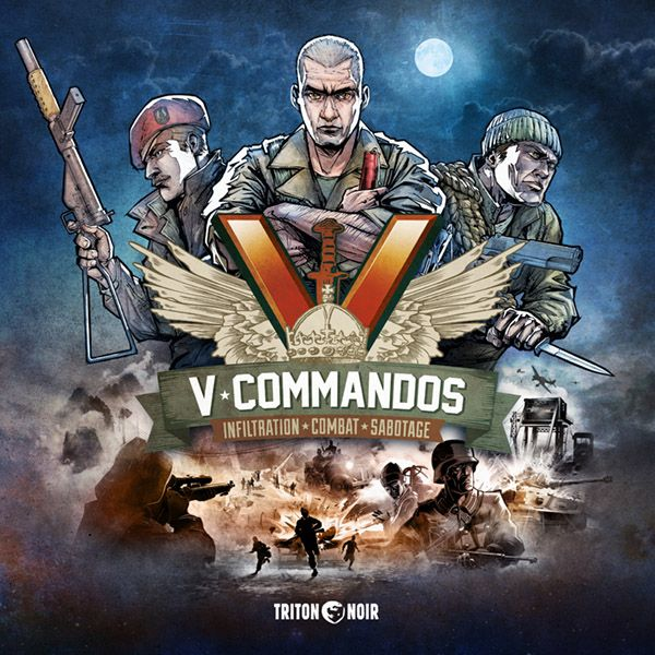 V-Commandos Deluxe