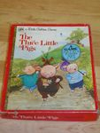 Board Game: The Three Little Pigs