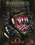 RPG Item: Monsternomicon Vol. II: The Iron Kingdoms and Beyond