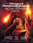 RPG Item: The Lost Adventures Volume 1